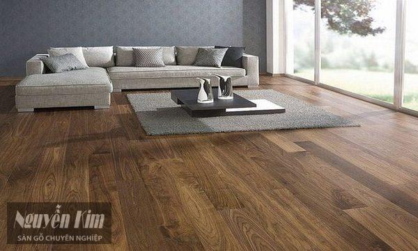 Giá sàn gỗ công nghiệp hợp lí