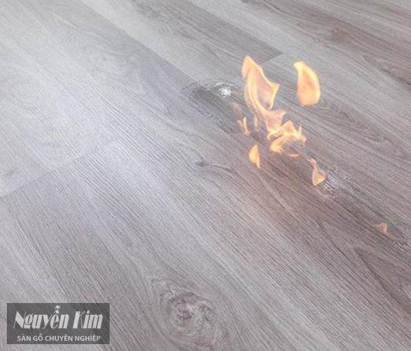 Tại sao sàn gỗ cần chống cháy