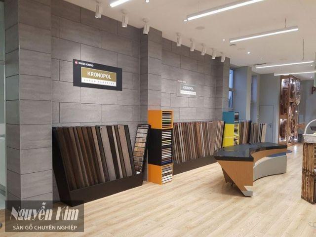Ứng dụng của sàn gỗ công nghiệp Đức
